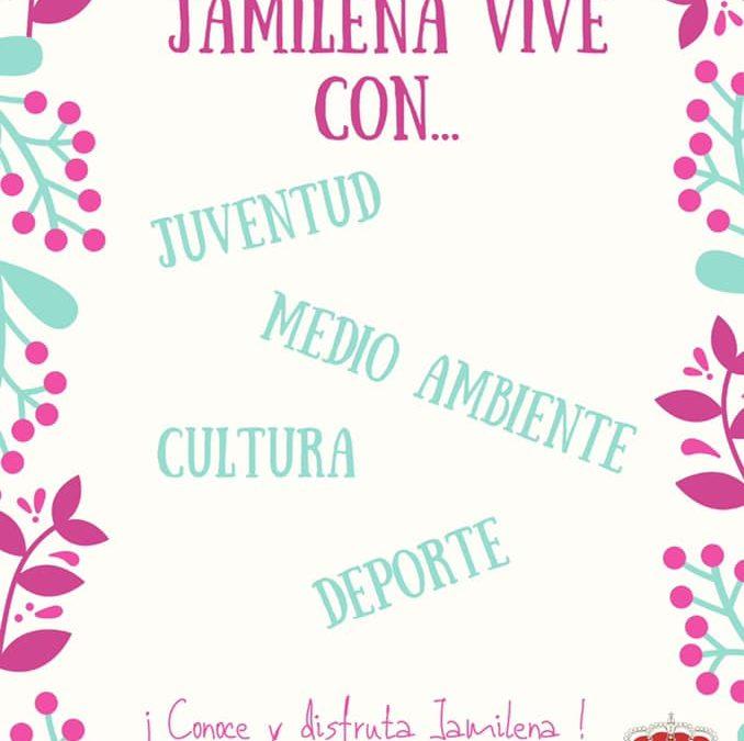 'Jamilena Vive', actividades para amenizar el verano