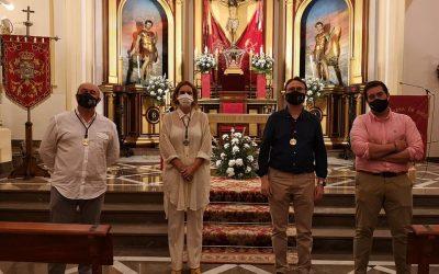 Los Santos San Bonoso y San Maximiano se preparan para la Novena