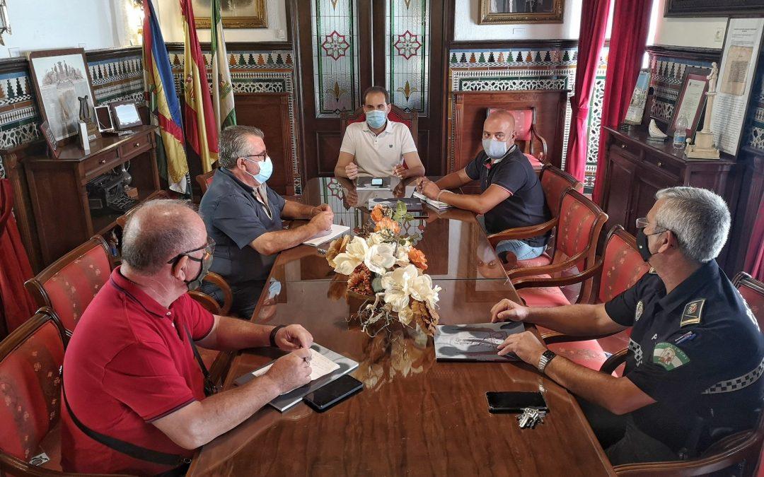 Arjona centrará sus esfuerzos en prevenir las concentraciones no autorizadas