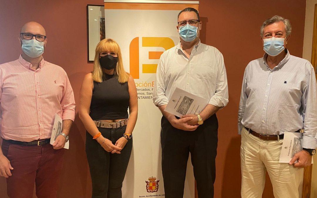 Más apoyos para que la base militar COLCE se ubique en Jaén
