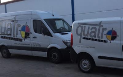 """""""Quatro Etiquetas"""" amplía su mercado nacional y europeo con un incentivo de la Agencia IDEA de 815.380 euros"""