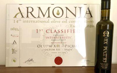 El aceite andujareño Oleum XII es elegido el mejor Picual del mundo