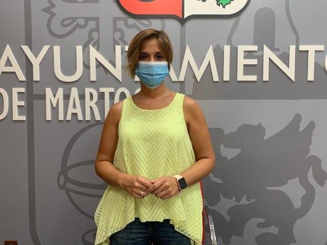 Martos incentiva la lucha contra el coronavirus