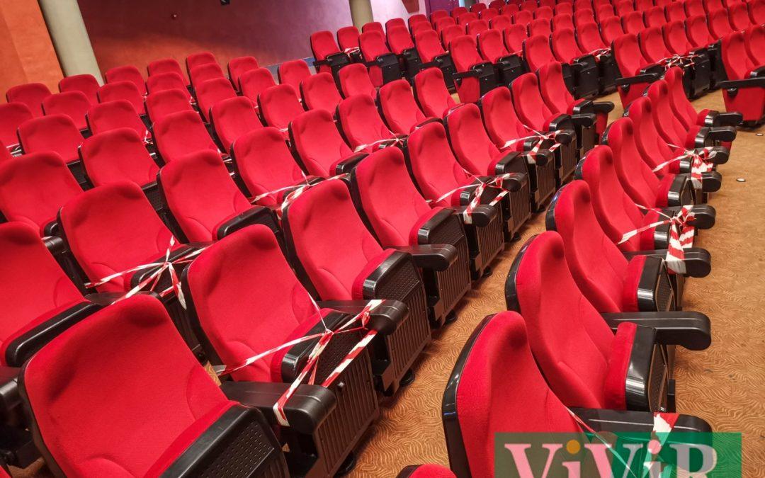 El teatro reabre sus puertas en Martos