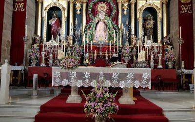 Jamilena celebrará un solemne y glorioso Triduo en honor de Nuestra Señora de la Natividad