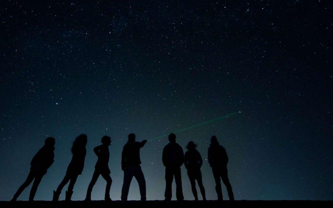 Ruta senderista nocturna para disfrutar de las perseidas
