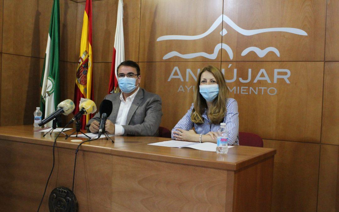 El Ayuntamiento de Andújar lanza una ayudas para empresas de entre 300 y 1.000 euros por negocio