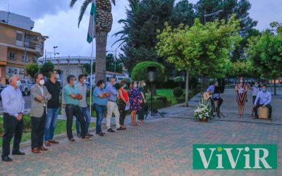 Homenaje del Ayuntamiento a la figura de Blas Infante
