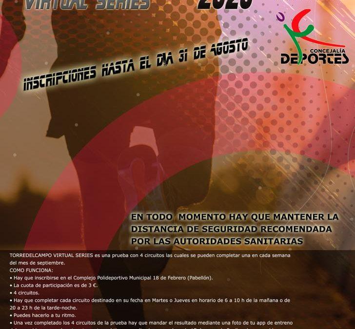 Torredelcampo virtual series 2020 para mantener vivo el deporte