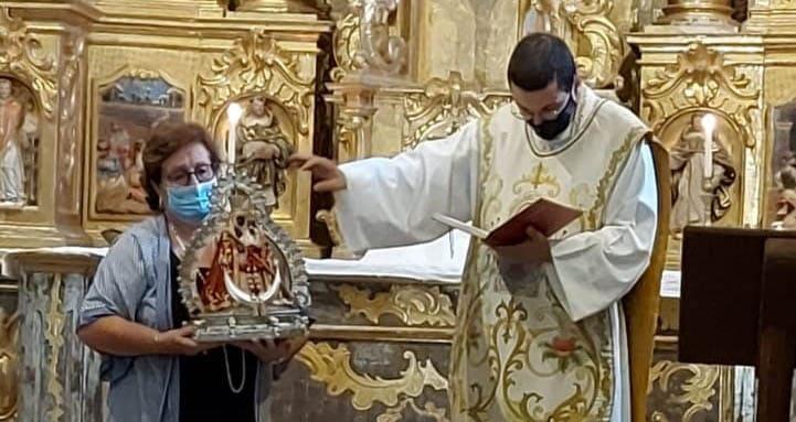 La tosiriana Concha Jiménez une Jaén y el pirineo Aragonés a través de La Morenita