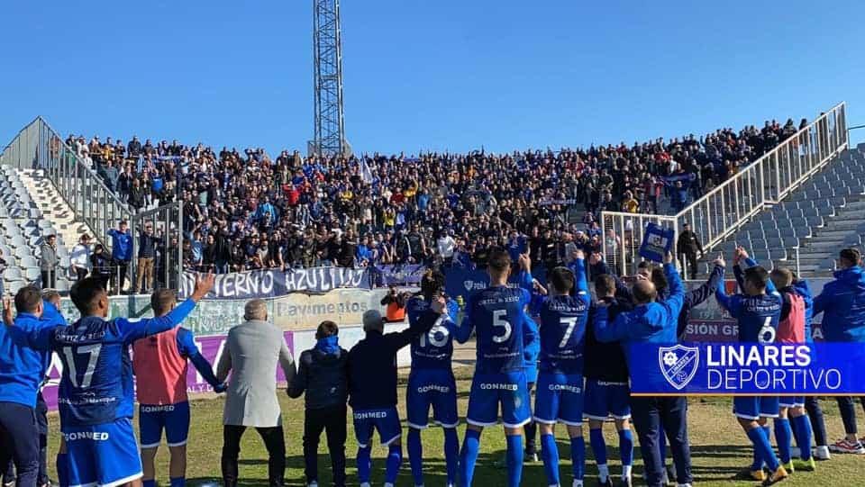 La RFEF ratificará el grupo en el que jugará el Linares en Segunda B