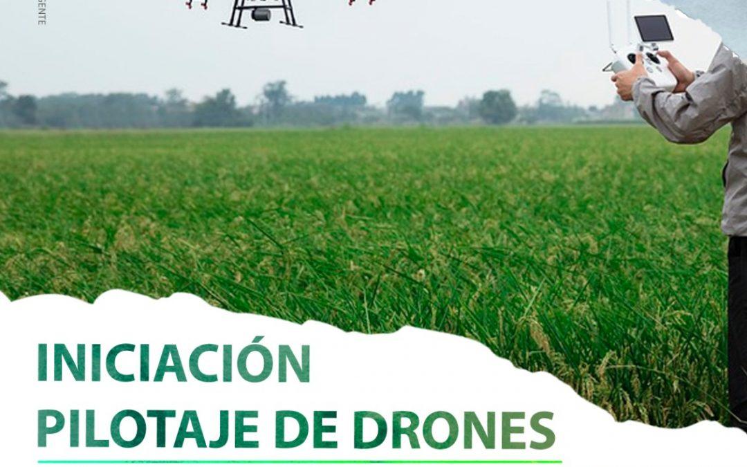 El Ayuntamiento y el IAJ organizan un curso de iniciación al pilotaje de drones