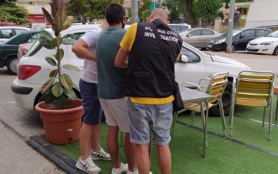 La Guardia Civil detiene a dos personas como presuntas autoras de dos Delitos Contra la Salud Pública