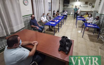 El PSOE de Martos denuncia la falta de inversiones de la Junta en la localidad