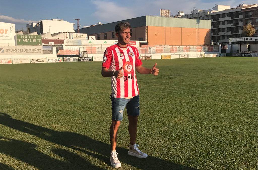 """""""El Torredonjimeno es una familia y este pasado año ya mereció jugar el play off, pero espero que sea esta temporada"""""""