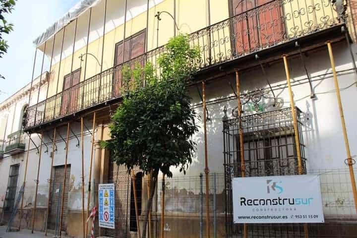 A la Cofradía Matriz le gusta la ubicación del futuro Museo de la Romería en el Palacio del Ecijano