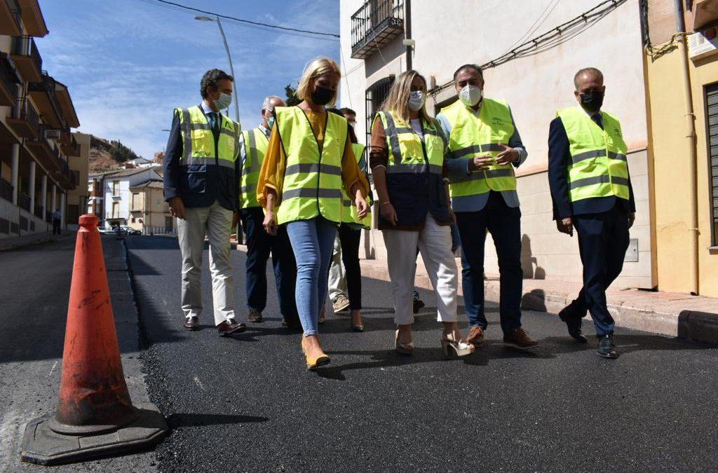 La Junta adjudica la actualización del proyecto de la Autovía entre Martos y Alcaudete