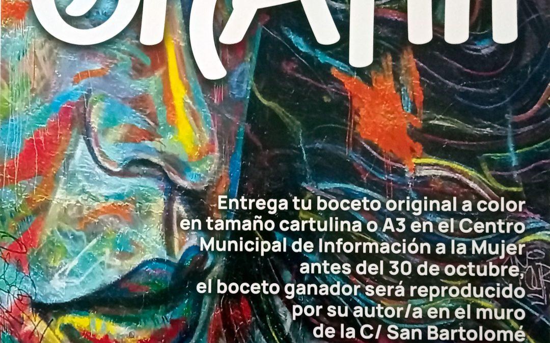 Concurso de grafiti y arte urbano del Ayuntamiento