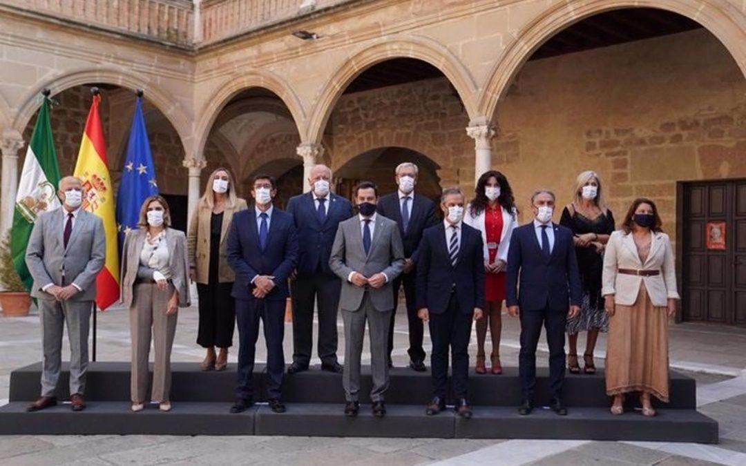 La Junta compromete 810 millones de euros en la provincia en los dos años y medio próximos