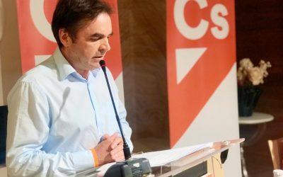 Miguel Moreno nombrado coordinador provincial de Ciudadanos en Jaén