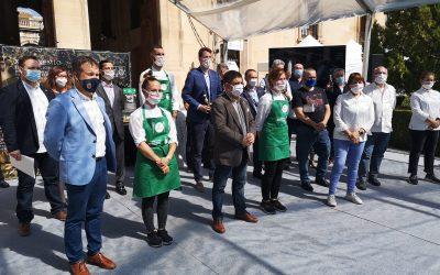 Ingrid Serra gana el Premio Internacional de Cocina con Aceite de Oliva Virgen Extra 'Jaén Paraíso Interior'