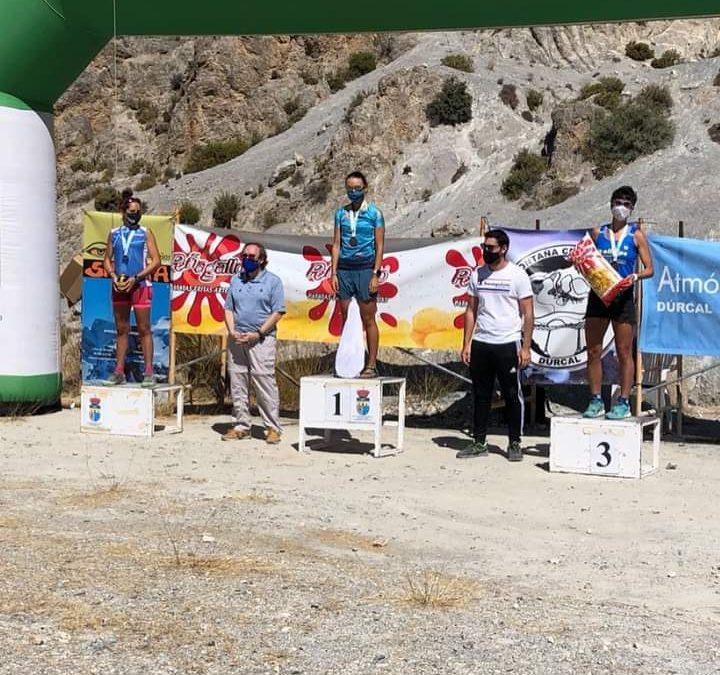 Silvia Lara, de nuevo campeona de Andalucía de Kilómetro Vertical