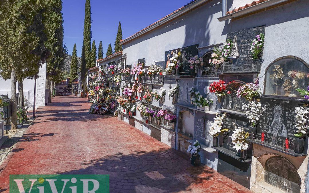 Visita virtual al cementerio de Alcaudete