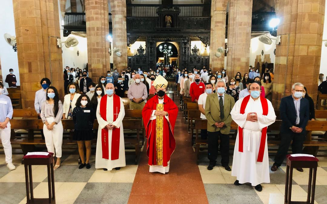 GALERÍA DE FOTOS: Casi medio centenar de confirmaciones en Andújar esta semana