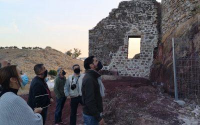 Concluyen los trabajos de urgencia en el castillo de El Berrueco