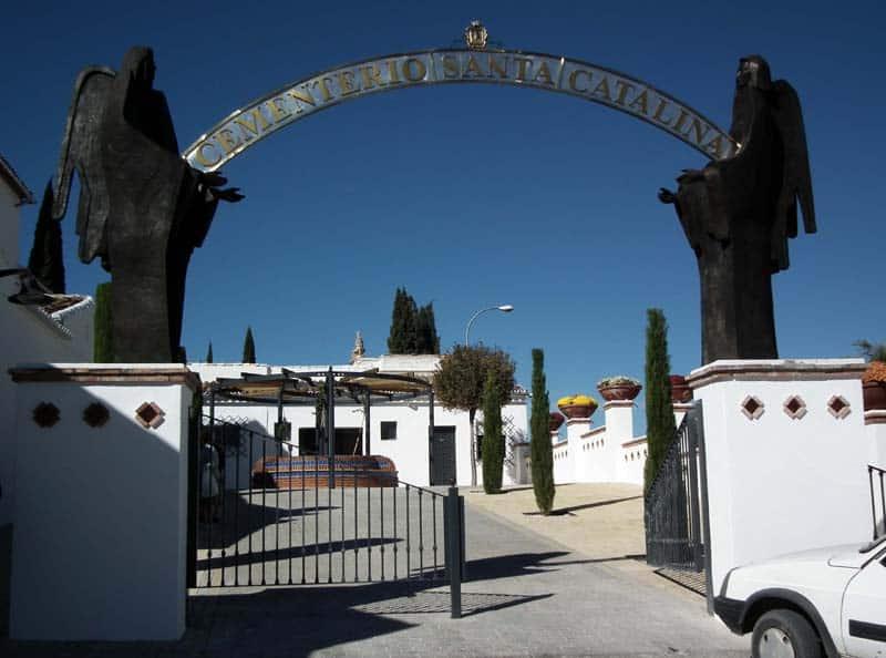 Protocolo de seguridad en los cementerios de Alcaudete