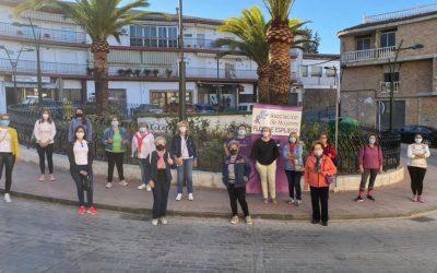 Senderismo de Orientación entre las mujeres de Alcaudete