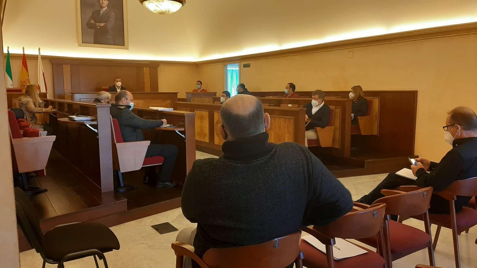 Comisión COVID en Andújar para anticiparse a la implantación de nuevas medidas en Andújar