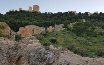 El Ayuntamiento quiere sacar las murallas de Jaén de la Lista Roja de Patrimonio