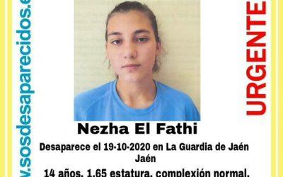 Desaparecida en La Guardia una menor que buscan desde hace ocho días