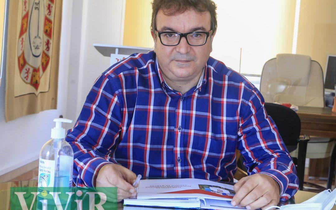 Castillo pone en marcha un Plan Local de Reactivación Económica