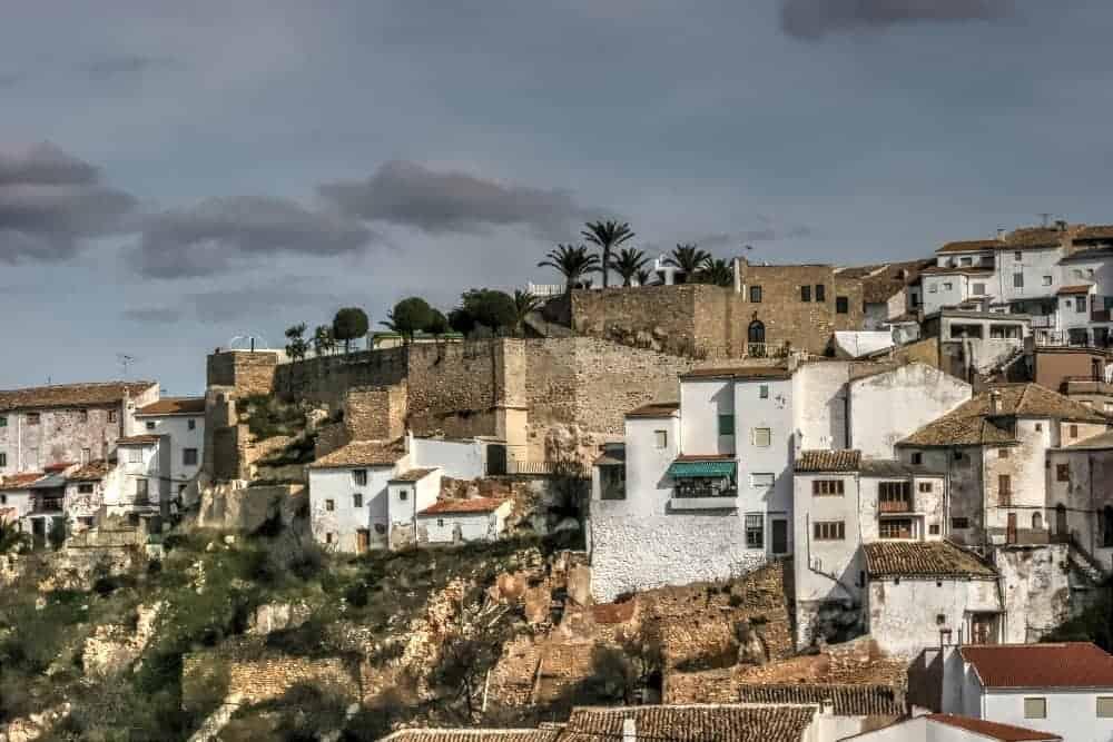 Castillo de Locubín libre de Covid-19