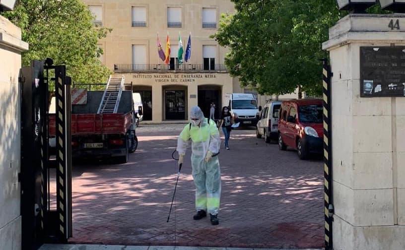 La Junta podría proponer esta tarde para Jaén capital las mismas medidas que para Granada