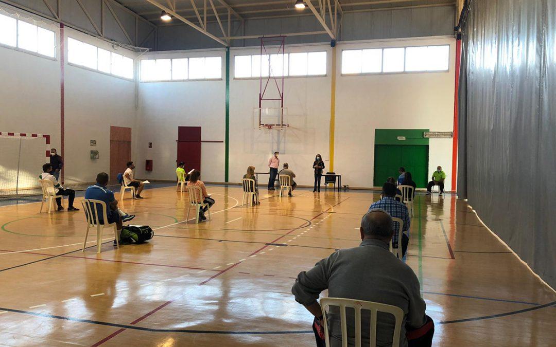 Las instalaciones deportivas de Alcaudete preparan su reapertura
