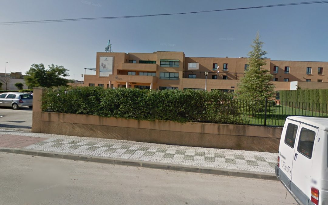 La Junta eleva el brote en la residencia Orpea de Andújar a 64 contagiados