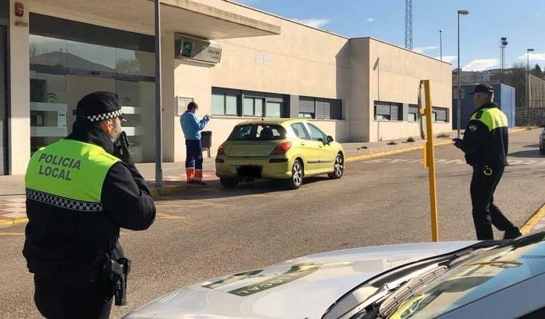 El confinamiento perimetral alcanza a dos tercios de los municipios de Jaén