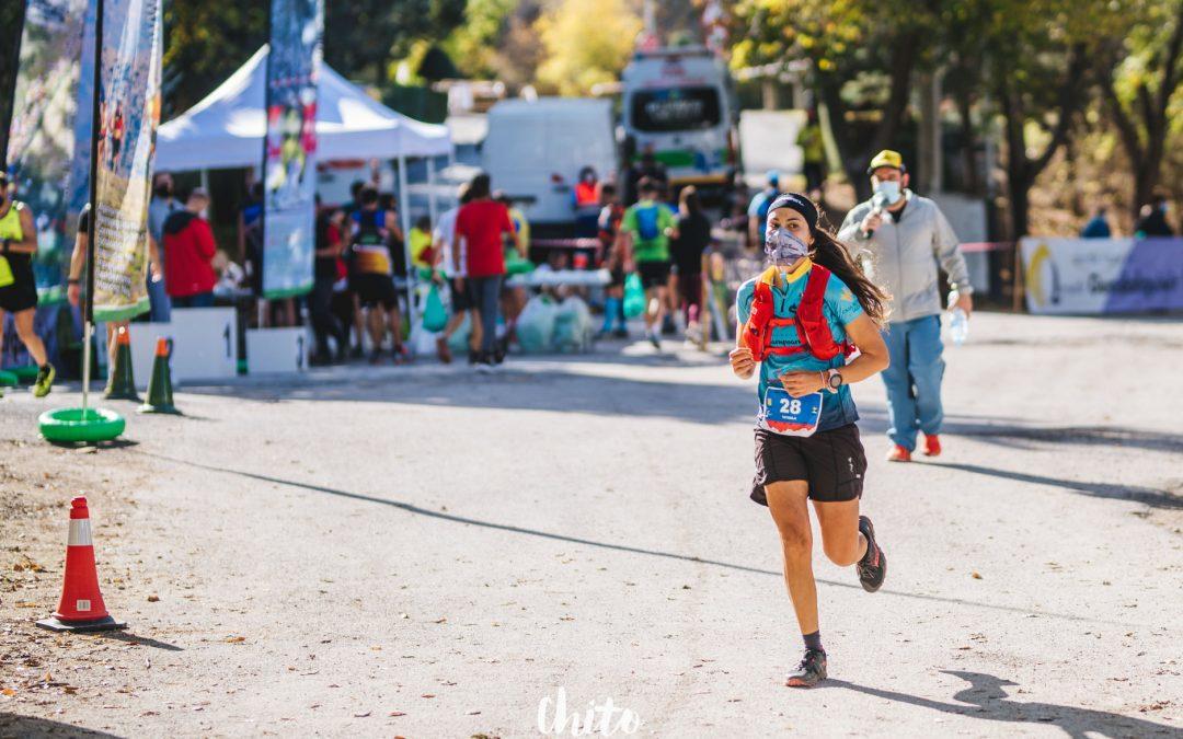 Silvia Lara se alza con el Campeonato de Jaén de Carreras de Montaña 2020
