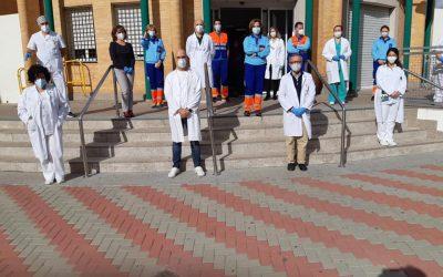 El Ayuntamiento de Torredelcampo cede un espacio municipal para realizar pruebas COVID-19