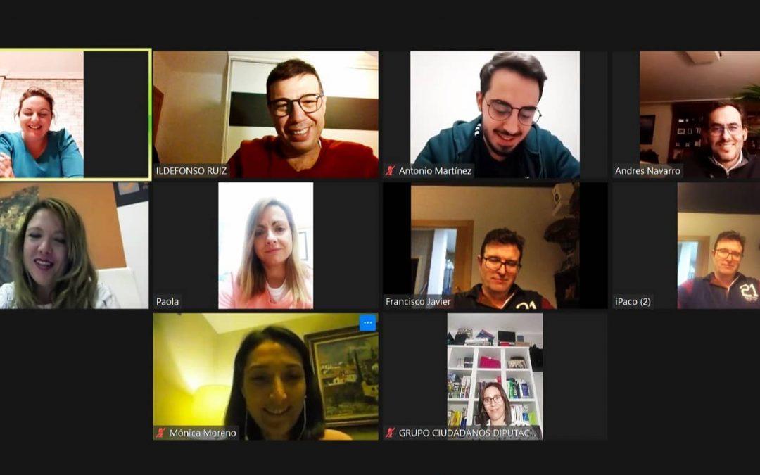 """Ciudadanos anuncia """"un balón de oxígeno"""" para hosteleros y comerciantes andaluces"""