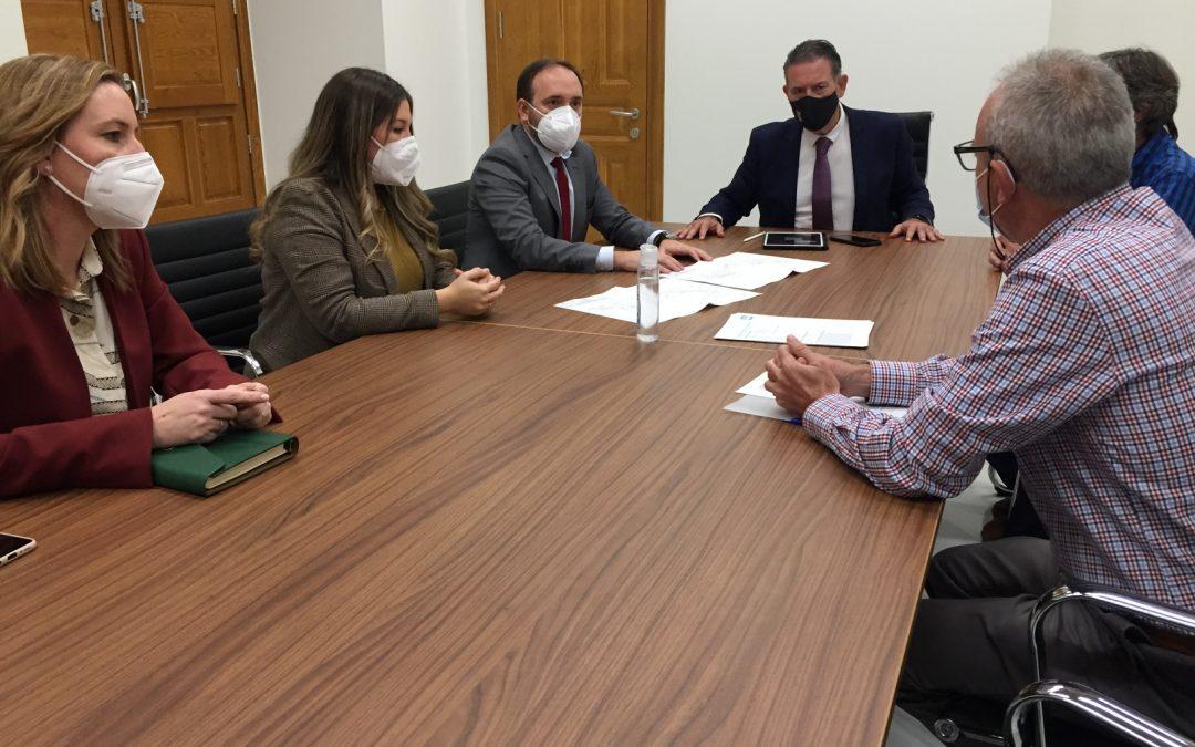 Justicia, Ayuntamiento y Universidad de Jaén colaboran para dotar a Linares de una nueva sede judicial