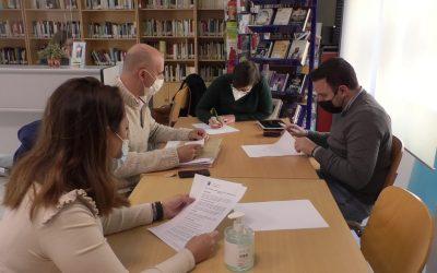 """Evaluación de los relatos presentados al concurso """"Armando Palacio Valdés"""""""