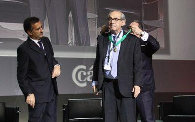 Reconocimiento de las Cámaras de Comercio de España a Eduardo Criado