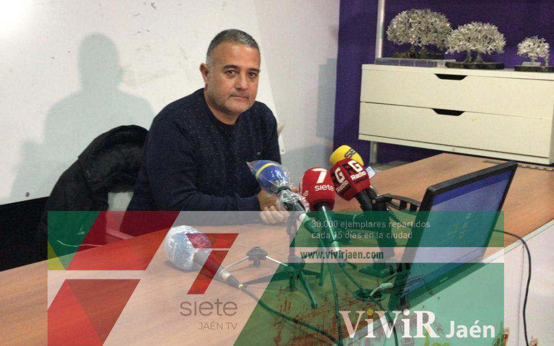 Una consultora se hará cargo del Real Jaén y el técnico presenta su dimisión