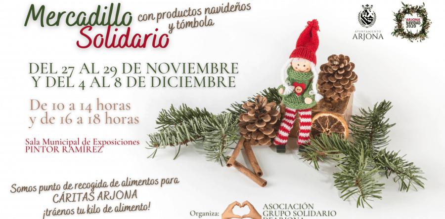 El Ayuntamiento de Arjona presenta la programación de Navidad