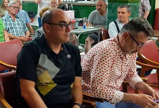 Francis Damas renuncia a su acta de concejal, un puesto que ocupará Miguel Cámara