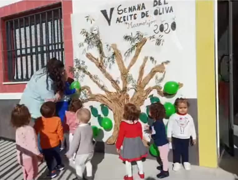 Esta semana Marmolejo implica a todos sus vecinos en la V Semana del Aceite de Oliva, con actividades divulgativas